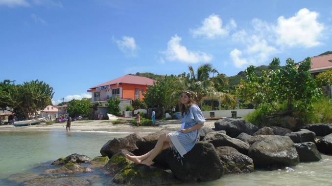 La muse Clio en vacances